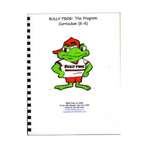 Bully Frog Program Curriculum