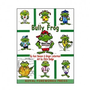 Bully Frog Coloring Book